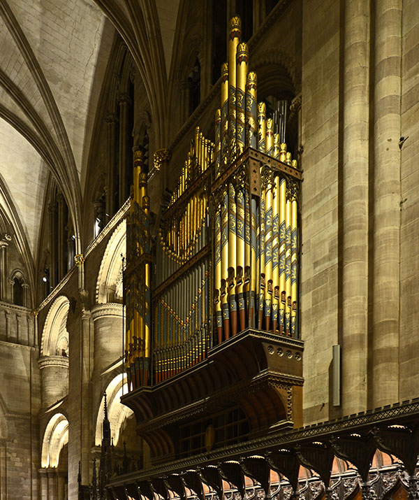 The Willis organ