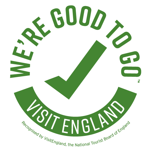 We're Good To Go - Visit England Accreditation
