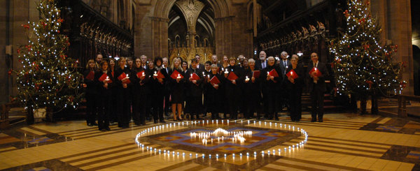 Hereford Cathedral Voluntary Choir