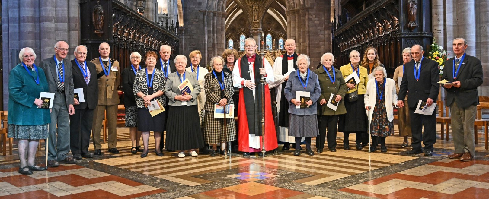 Order of St Ethelbert Nominations 2021