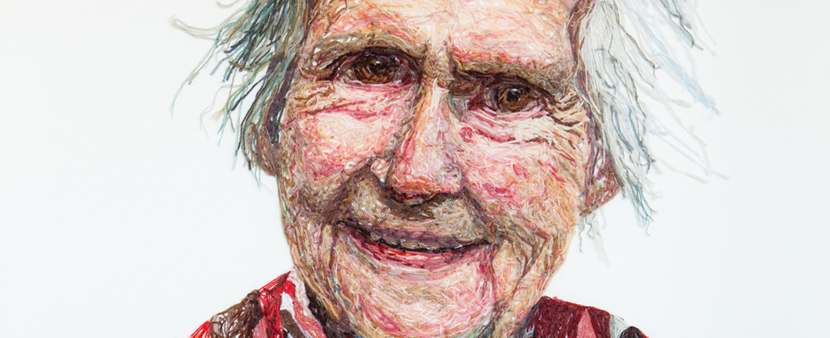 Jenni Dutton: Dementia Darnings Exhibition