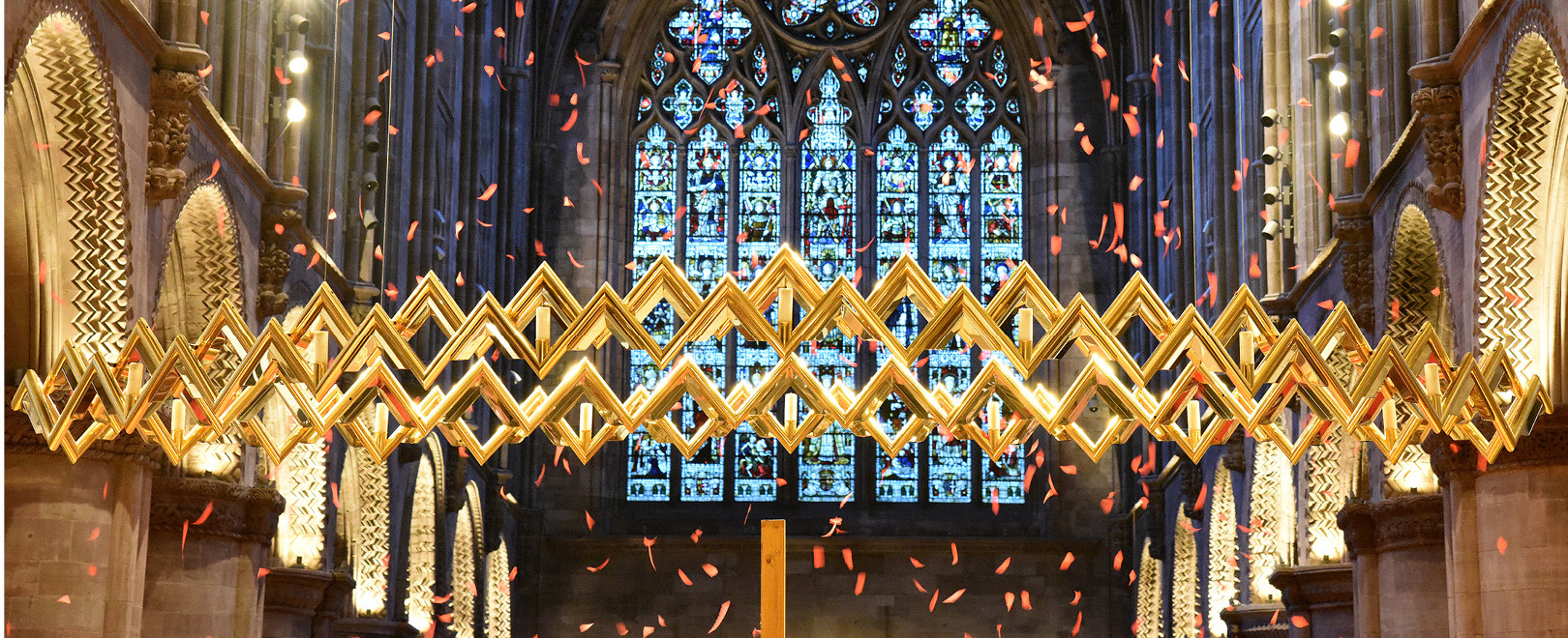Remembrance at Hereford Cathedral