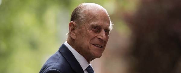 HRH The Prince Philip, Duke of Edinburgh, RIP