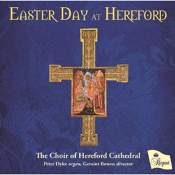 Easter Day at Hereford CD