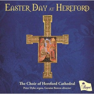 Easter at Hereford Cathedral