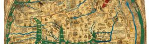Mappa Mundi Folio Society digital image