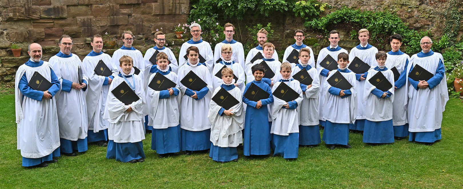 Hereford Cathedral Choir sing Christmas Oratorio