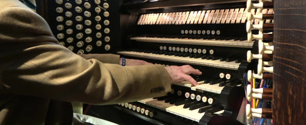 Celebrating the Father Willis organ